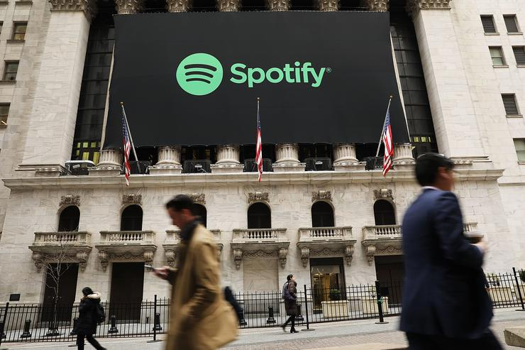 Spotify Ends Misconduct Policy After Music-Industry Revolt