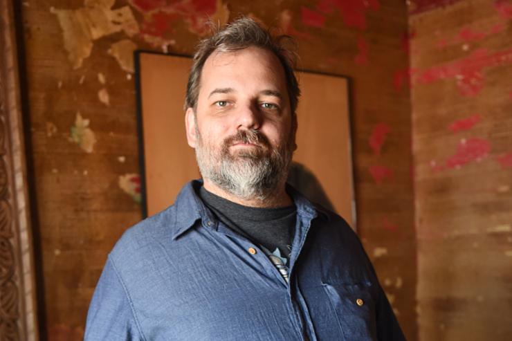 Writer/ actor Dan Harmon attends the Seeso original screening of 'HarmonQuest' at The Virgil on July 12, 2016 in Los Angeles, California.