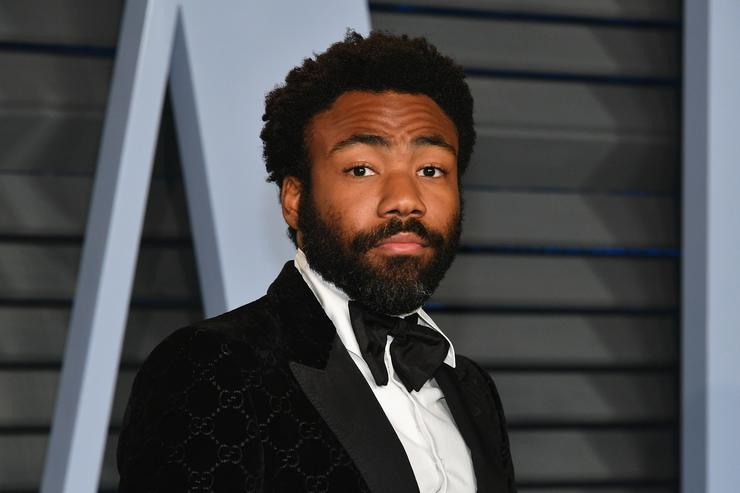 Donald Glover, Ryan Gosling Lead WB's Willy Wonka Shortlist
