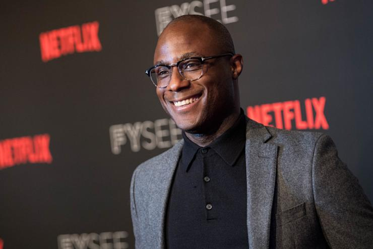 Director Barry Jenkins arrives at Netflix's 'Dear White People' FYC event at Netflix FYSee Space on June 4, 2017 in Beverly Hills, California.