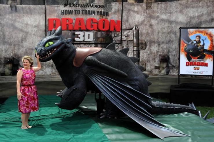 'How to Train Your Dragon
