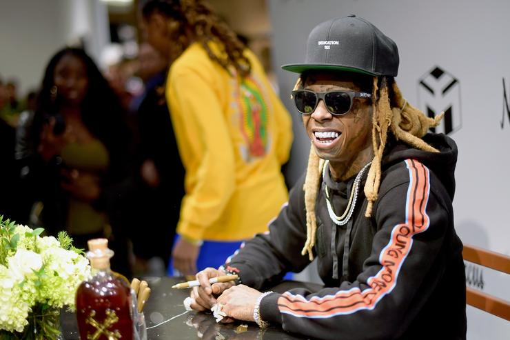 Lil Wayne Settles Cash Money Lawsuit