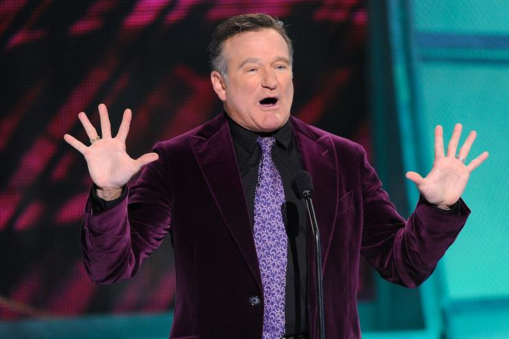 There's A New Trailer For A Documentary About Robin Williams