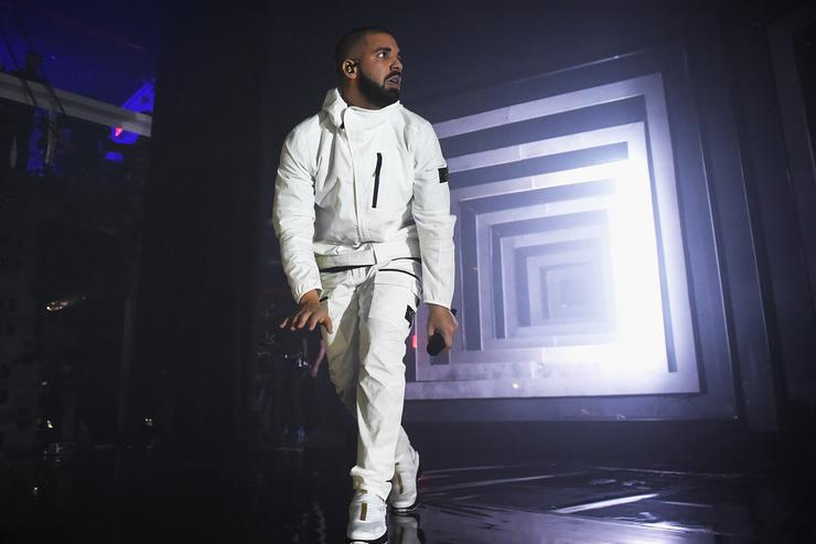 Rapper Drake performs onstage during the 2017 Adult Swim Upfront Party at Terminal 5 on May 17, 2017 in New York City.