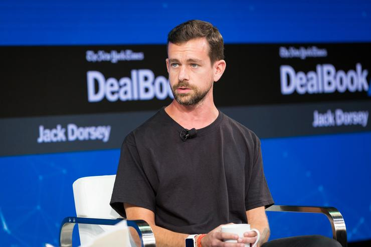 Jack Dorsey, Twitter's CEO, blasted for patronizing Chick-fil-A