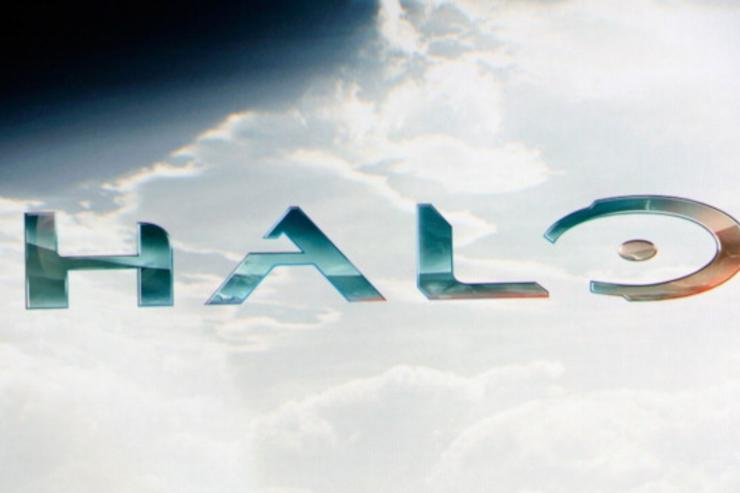 Halo Xbox video game during Microsoft Xbox news conference at the Electronic Entertainment Expo at the Galen Center on June 10, 2013 in Los Angeles, California.