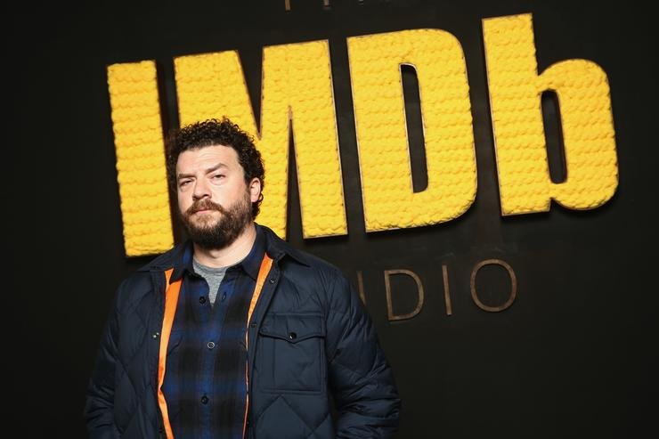 Actor Danny McBride from 'Arizona' attends The IMDb Studio and The IMDb Show on Location at The Sundance Film Festival on January 20, 2018 in Park City, Utah.