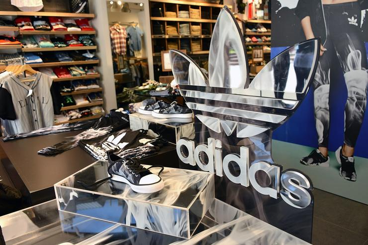 PacSun And Rita Ora Celebrate her new adidas Originals Collection With In-Store Signing at PacSun on May 9, 2015 in Santa Monica, California