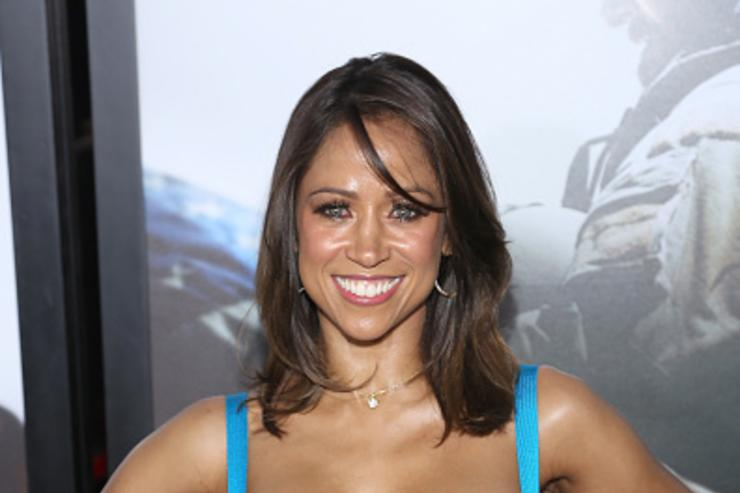 Stacey Dash arrives at the 'American Sniper' New York Premiere at Frederick P. Rose Hall, Jazz at Lincoln Center on December 15, 2014 in New York City.