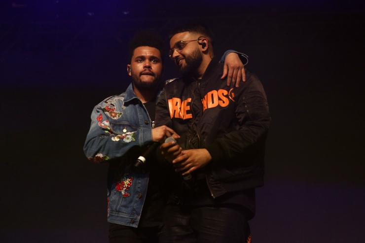 The Weekend & NAV