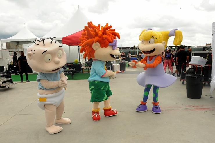 rugrats is set to make a comeback for tv series new movie