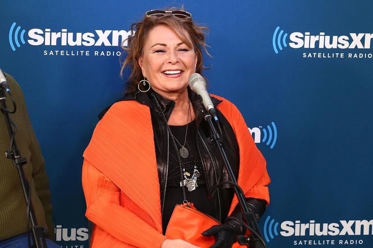 Roseanne Barr Screams About Valerie Jarrett:
