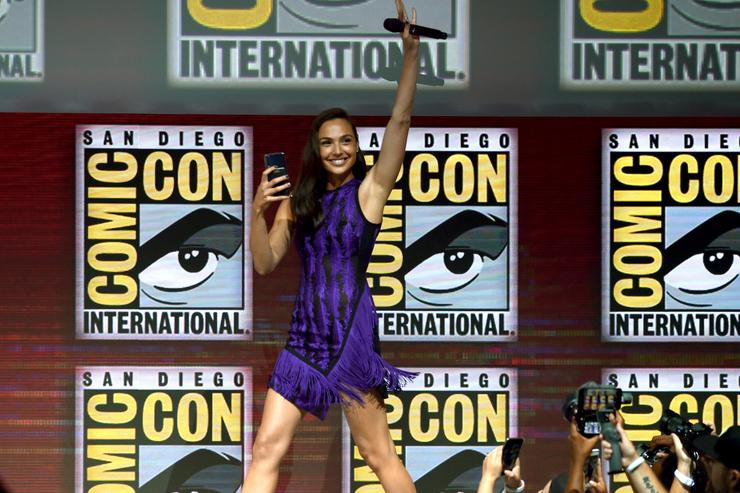 Wonder Woman 1984 debuts first footage at SDCC