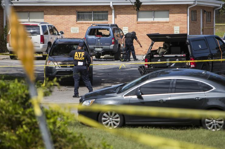 Florida shooting over handicapped spot argument was self-defense, cops say