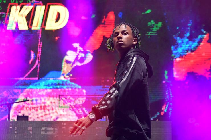 4a5a7f2287af7f Rich The Kid Helps Design Exclusive Adidas AM4MLS Sneaker