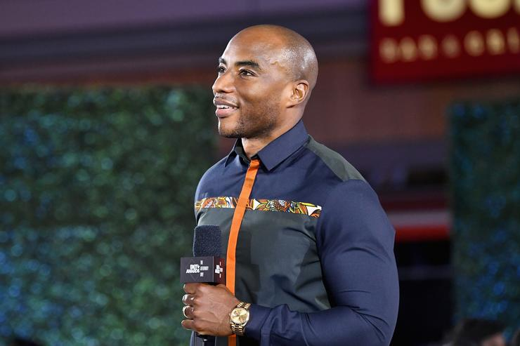 Charlamagne tha God hosts After Party Live, sponsored by Ciroc, at the 2018 BET Awards Post Show at Microsoft Theater on June 24, 2018 in Los Angeles, California.