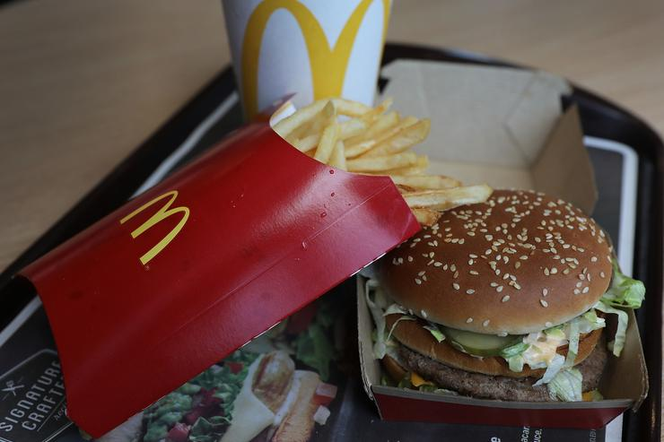 50 years on, McDonald's and fast-food evolve around Big Mac