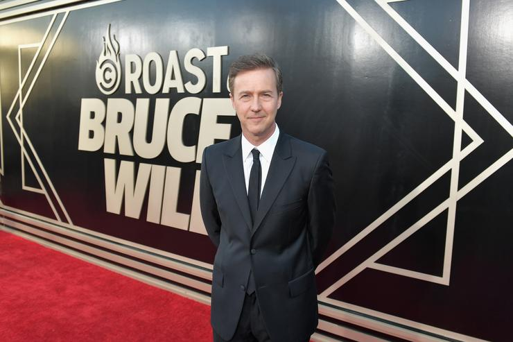 Image result for comedy central roast edward norton