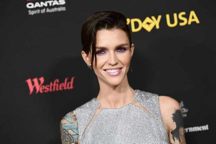 Ruby Rose Cast as