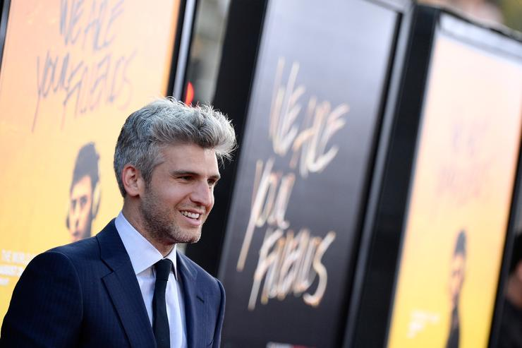 Director/writer Max Josepharrives at the Premiere Of Warner Bros. Pictures' 'We Are Your Friends' at TCL Chinese Theatre on August 20, 2015 in Hollywood, California.