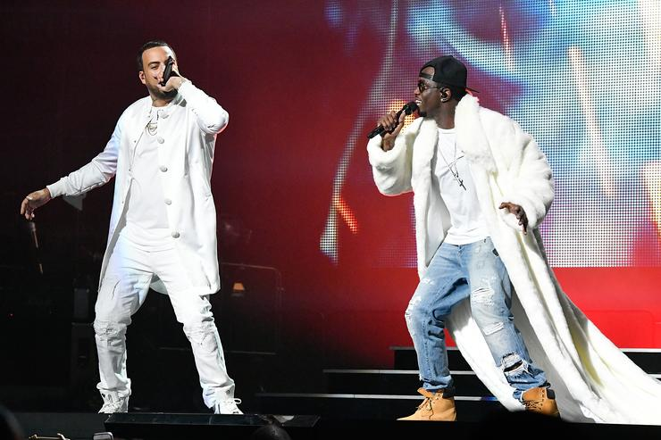 Diddy & Montana