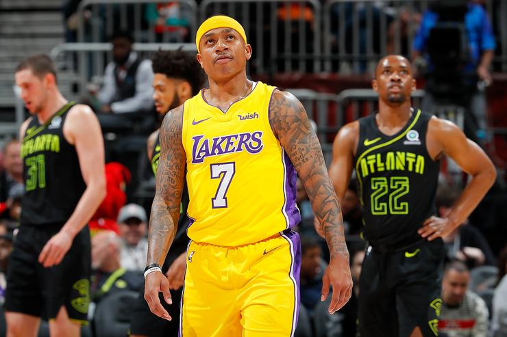 Isaiah Thomas doesn't sound over 's--thole' Cleveland