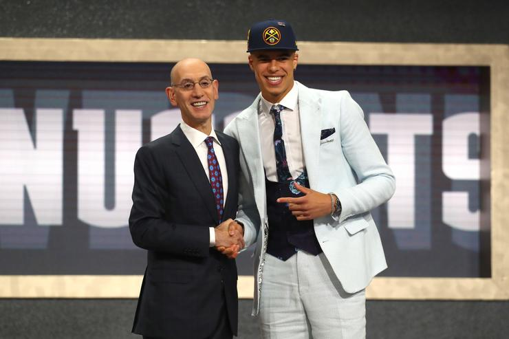 Michael Porter Jr. Says He's Pain-Free, Eyes Debut Early In Season