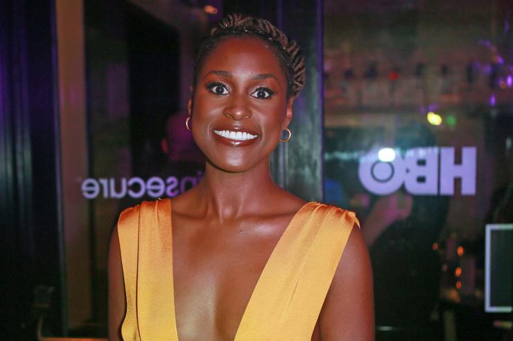 Issa Rae poses for a photo during HBO's Insecure Live Wine Down at Essence at the Ace Hotel on July 7, 2018 in New Orleans, Louisiana.