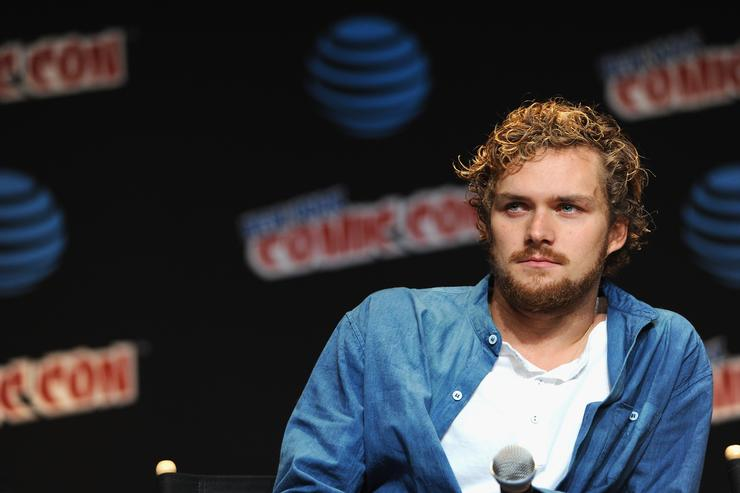 Netflix presents Marvel's Iron Fist at New York Comic Con 2016