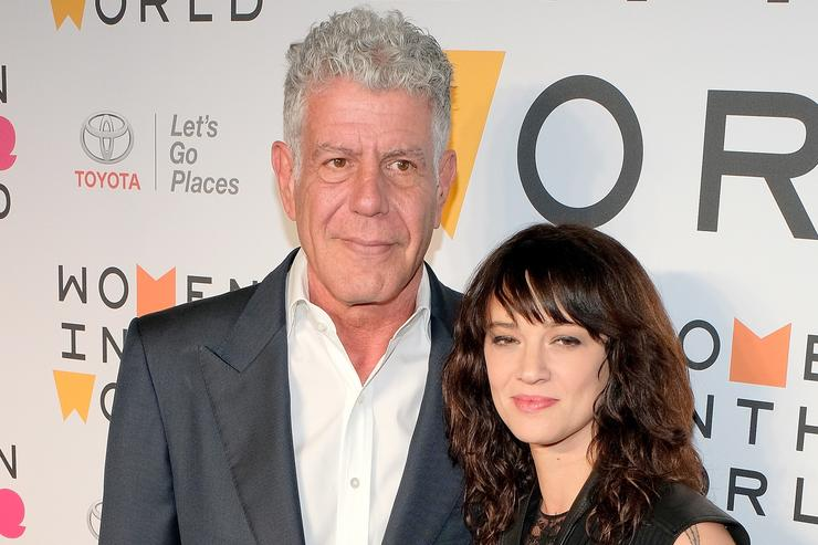 Actress Asia Argento denies sexual relationship with Jimmy Bennett