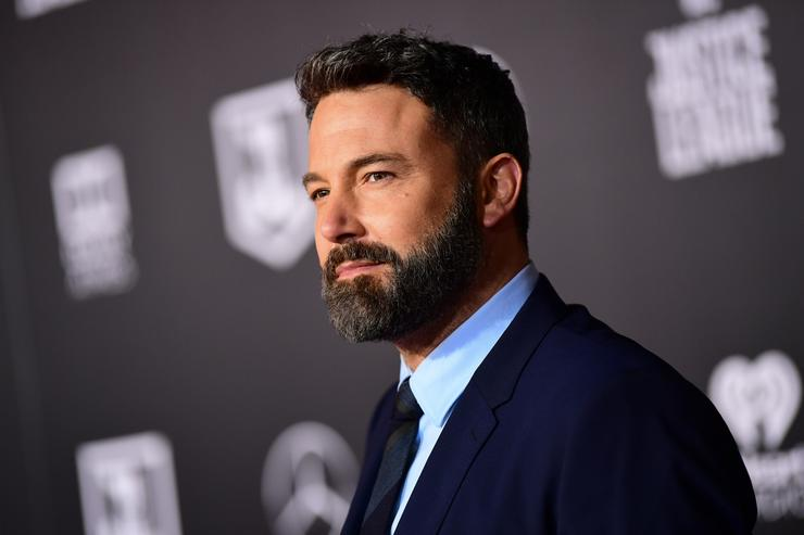 Actor Ben Affleck attends the premiere of Warner Bros. Pictures' 'Justice League' at Dolby Theatre on November 13, 2017 in Hollywood, California.