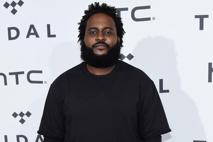 Rapper Bas attends TIDAL X: 1020 at Barclays Center on October 20, 2015 in the Brooklyn borough of New York City.