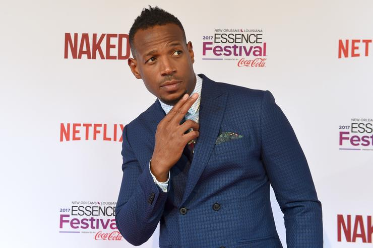 Marlon Wayans attends the Premiere of Netflix Original Film 'Naked' At The 2017 Essence Festival at Civic Theatre on June 30, 2017 in New Orleans, Louisiana.