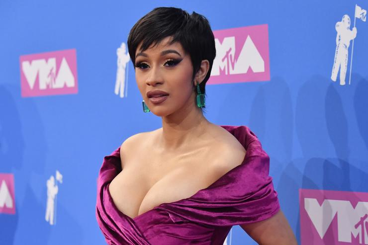 Cardi B Apologizes to Martin Luther King Jr's Daughter Over Skit