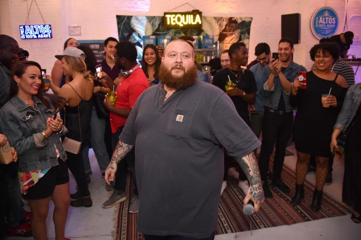 on sale 14d9c c54a7 Action Bronson Shares Information On Upcoming Adidas Collabo