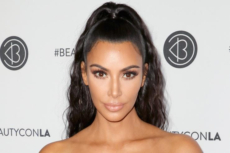 Kim Kardashian Working With White House to Free Another Convicted Felon