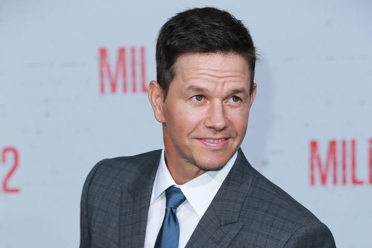Mark Wahlberg attends the Premiere Of STX Films' 'Mile 22' at Westwood Village Theatre on August 9, 2018 in Westwood, California
