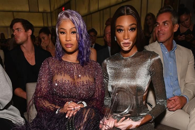Cardi B Tries to Fight Nicki Minaj at NY Fashion Party