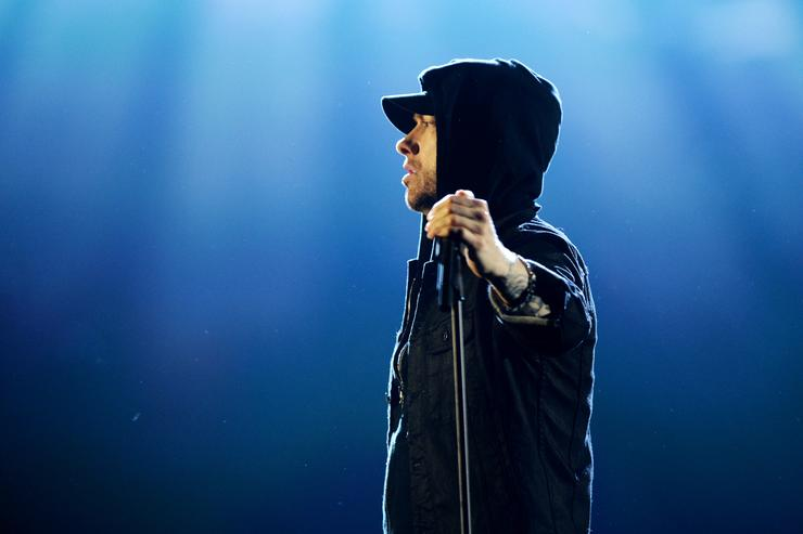 "Eminem's ""Kamikaze"" Is Officially Billboard's No. 1 Album"