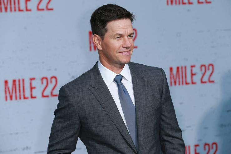 ctor Mark Wahlberg attends the Premiere Of STX Films' 'Mile 22'