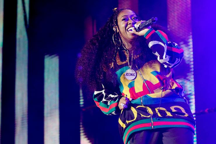 Missy Elliott performs onstage during the 2018 Essence Festival presented By Coca Cola- Day 2 at Louisiana Superdome