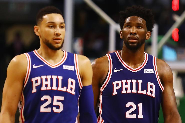 Embiid & Simmons