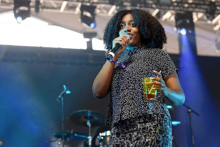 Noname Performs in NY