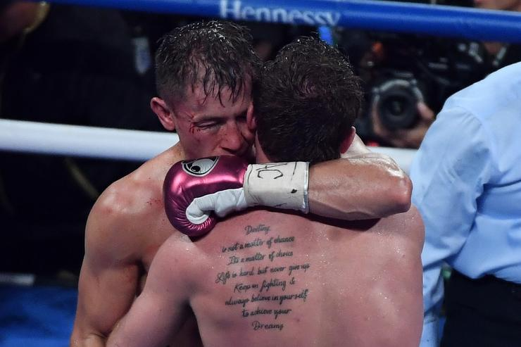 Canelo Alvarez dethrones Gennady Golovkin in dramatic rematch