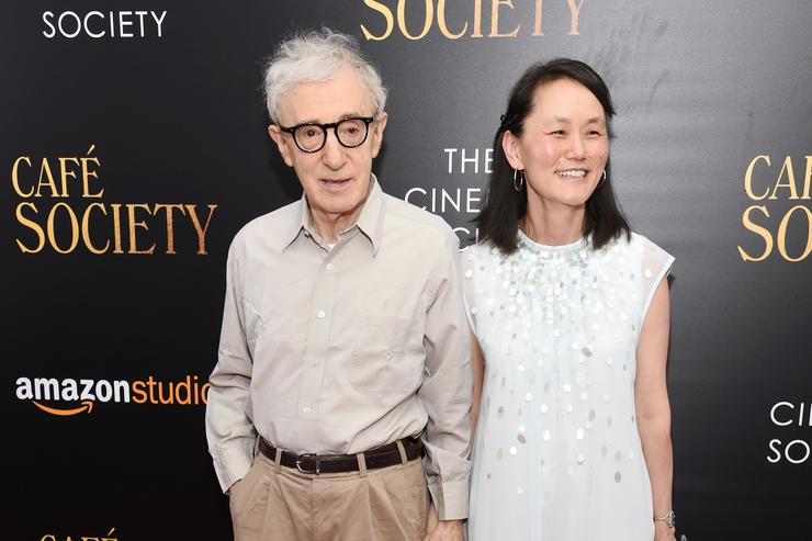 Woody Allen's wife Soon-Yi Previn breaks silence on sexual assault claims