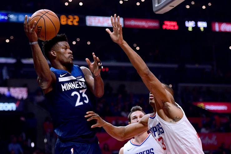 Jimmy Butler Most Keen On Joining The Los Angeles Clippers R