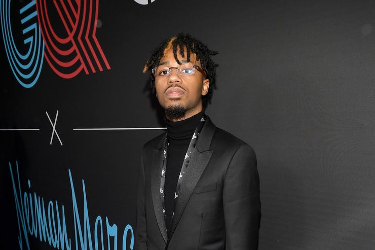 Metro Boomin attends the 2018 GQ x Neiman Marcus All Star Party at Nomad Los Angeles on February 17, 2018 in Los Angeles, California.