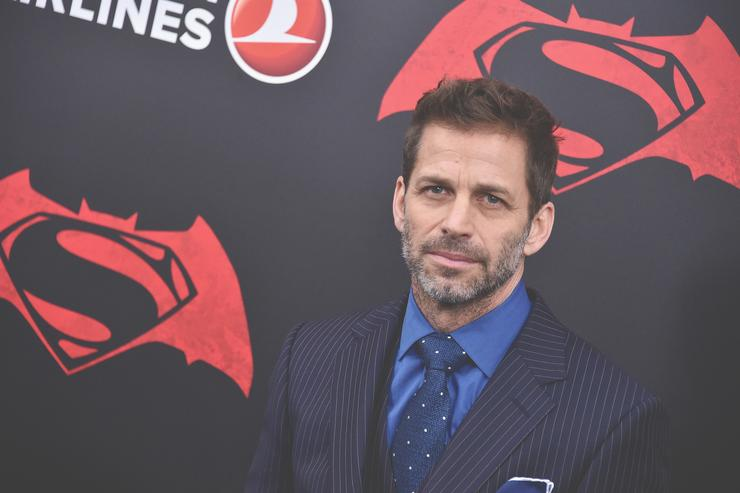 Director Zack Snyder attends The 'Batman V Superman: Dawn Of Justice' New York Premiere at Radio City Music Hall on March 20, 2016 in New York City.