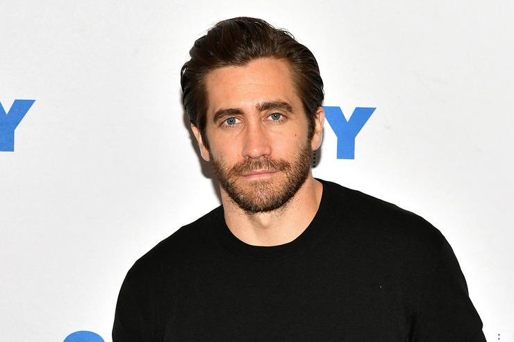 Jake Gyllenhaal attends 92nd Street Y presents Jake Gyllenhaal in Conversation followed by a Screening of 'Stronger' at 92nd Street Y on November 19, 2017 in New York City.