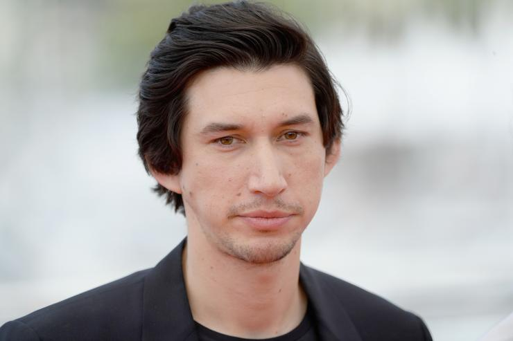 Adam Driver attends 'The Man Who Killed Don Quixote' Photocall during the 71st annual Cannes Film Festival at Palais des Festivals on May 19, 2018 in Cannes, France